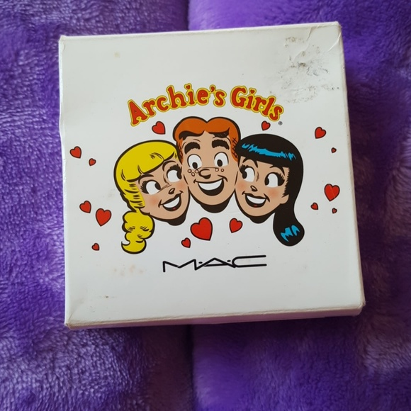 MAC Cosmetics Other - MAC cosmetic Archies girls collection